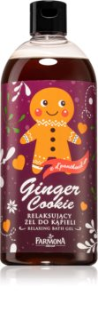 Farmona Ginger Cookie gel da bagno