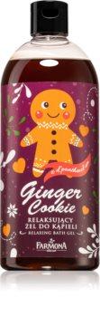 Farmona Ginger Cookie kúpeľový gél