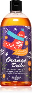 Farmona Orange Delice масло за душ и вана