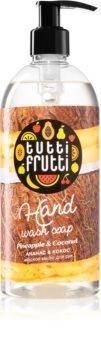 Farmona Tutti Frutti Pineapple & Coconut flüssige Seife für die Hände