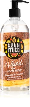 Farmona Tutti Frutti Pineapple & Coconut folyékony szappan