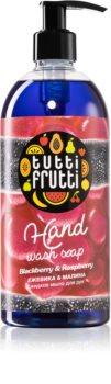Farmona Tutti Frutti Blackberry & Raspberry flüssige Seife für die Hände