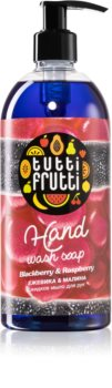 Farmona Tutti Frutti Blackberry & Raspberry жидкое мыло для рук