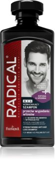 Farmona Radical Men posilující šampon proti vypadávání vlasů pro muže