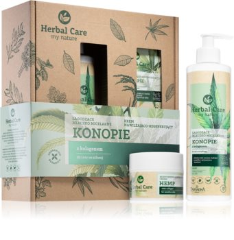 Farmona Herbal Care Hemp Gift Set (For Women) I.