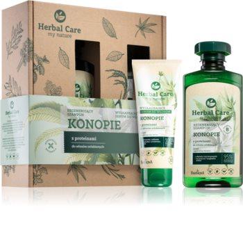Farmona Herbal Care Hemp Gift Set (for Hair)