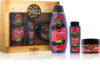 Farmona Tutti Frutti Blackberry & Raspberry Kosmetik-Set  für Damen