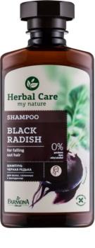Farmona Herbal Care Black Radish Shampoo gegen Haarausfall