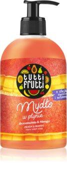 Farmona Tutti Frutti Peach & Mango Nestemäinen Saippua Käsille