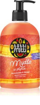 Farmona Tutti Frutti Peach & Mango savon liquide mains