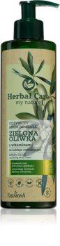 Farmona Herbal Care Green Olive бальзам для тела с восстанавливающим эффектом