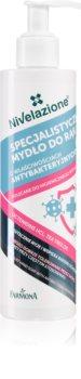 Farmona Nivelazione sapone liquido per le mani con ingrediente antibatterico