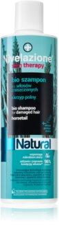 Farmona Nivelazione Natural hajerősítő sampon a sérült hajra