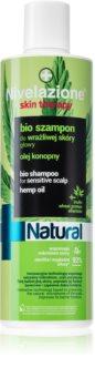 Farmona Nivelazione Natural sampon az érzékeny fejbőrre és a száraz hajra