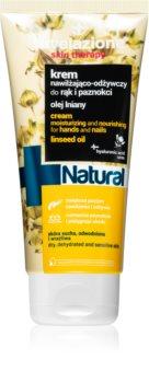 Farmona Nivelazione Natural tápláló krém kézre és körmökre