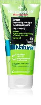 Farmona Nivelazione Natural восстанавливающий крем для рук и ногтей