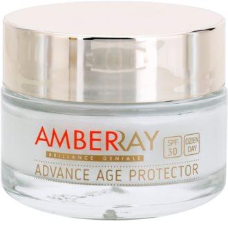 Farmona Amberray розгладжуючий   денний крем SPF 30