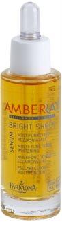 Farmona Amberray fényesítő hatású arcszérum 25+