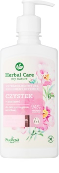 Farmona Herbal Care Cistus sanftes Gel zur Intimhygiene für empfindliche Oberhaut