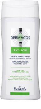 Farmona Dermacos Anti-Acne lotion tonique anti-pores dilatés
