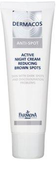 Farmona Dermacos Anti-Spot aktivna noćna krema za smanjivanje pigmentnih mrlja