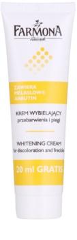 Farmona Discoloration and Freckles crema blanqueadora  para rostro y cuerpo