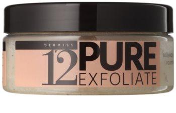 Farmona Dermiss Pure Exfoliate telový peeling pre výživu a hydratáciu