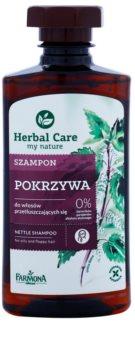 Farmona Herbal Care Nettle champô para cabelo oleoso