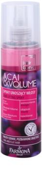 Farmona Hair Genic Acai & Volume spray paral cabello  para dar volumen