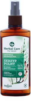 Farmona Herbal Care Horsetail condicionador em spray  para cabelo extremamente danificado