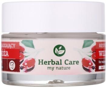 Farmona Herbal Care Wild Rose krem ujędrniający o działaniu przeciwzmarszczkowym