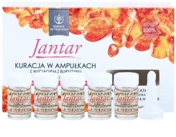 Farmona Jantar Интензивна грижа за силно увредена коса