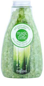 Farmona Magic Time Juicy Bamboo sales de baño  con minerales