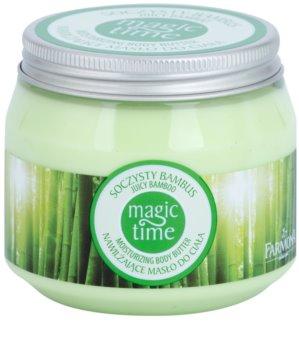 Farmona Magic Time Juicy Bamboo масло для тіла зі зволожуючим ефектом
