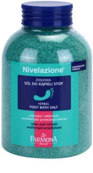 Farmona Nivelazione sales de baño para pies