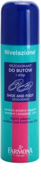 Farmona Nivelazione desodorante para pies y zapatos