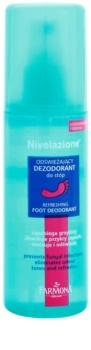 Farmona Nivelazione desodorante refrescante para pies con vaporizador