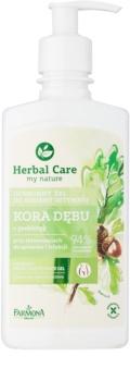 Farmona Herbal Care Oak Bark schützendes Gel für die intime Hygiene