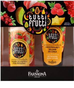 Farmona Tutti Frutti Orange & Strawberry coffret I.