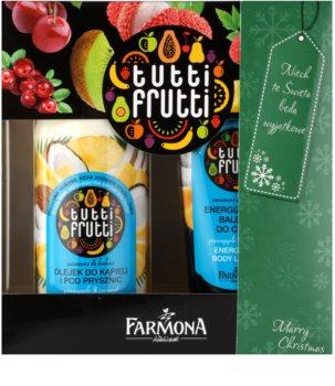 Farmona Tutti Frutti Pineapple & Coconut kosmetická sada I.