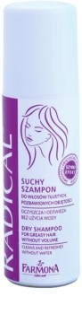 Farmona Radical Oily Hair ξηρό σαμπουάν για όγκο και ζωντάνια