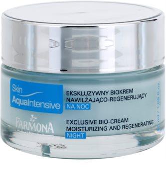Farmona Skin Aqua Intensive crema hidratanta de noapte