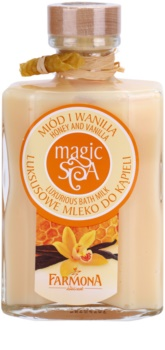 Farmona Magic Spa Honey & Vanilla leite de banho