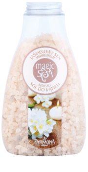 Farmona Magic Spa Jasmine Dream sales de baño  para dejar la piel suave y lisa