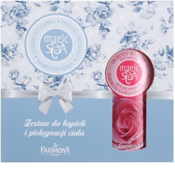 Farmona Magic Spa Rose Gardens kosmetická sada I.