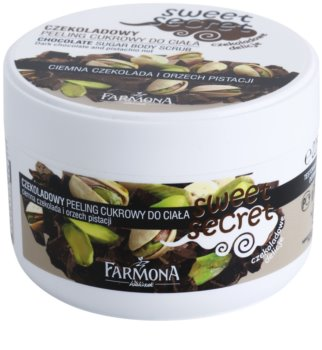 Farmona Sweet Secret Chocolate Sugar Scrub For Body