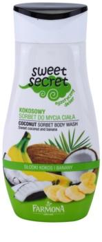 Farmona Sweet Secret Coconut sorbet pod prysznic