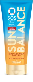 Farmona Sun Balance καταπραϋντική κρέμα για ντους μετά την ηλιοθεραπεία