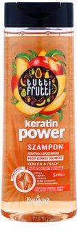Farmona Tutti Frutti Keratin Power champú para cabello fino