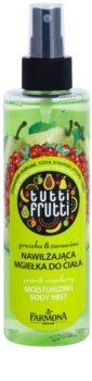 Farmona Tutti Frutti Pear & Cranberry Body Mist with Moisturizing Effect